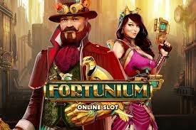 Enter the Fortunium site and play slots, and win great prizes